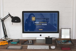 Web Idilio Portfolio - Anna Cortesi Coming Soon