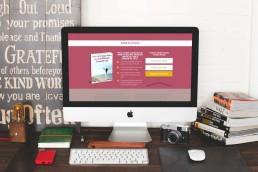 Web Idilio Portfolio - The life you desire landing page